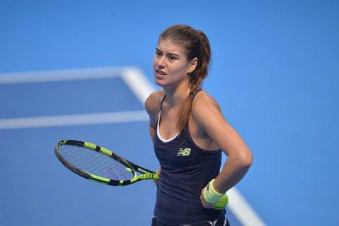 Sorana Cîrstea va juca primul meci din cadrul turneului de la Budapesta împotriva unei bune prietene din circuit. Ce traseu ar putea avea românca