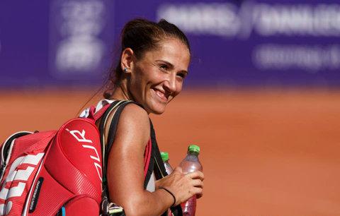 Alexandra Cadanţu a reuşit prima victorie după 7 luni în circuitul WTA! Calificare în sferturile probei de dublu la Budapesta
