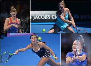 ANALIZĂ | Explicaţiile declinului româncelor din WTA. Halep, Begu, Niculescu şi Cîrstea, coincidenţe bizare