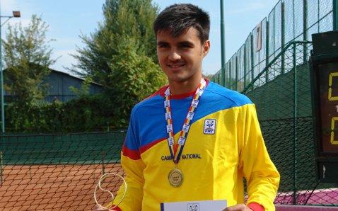 Dragoş Dima a ratat accederea în finala turneului futures de la Hammamet
