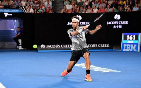 Roger Federer a revenit cu o victorie în circuitul ATP, după succesul de la Australian Open