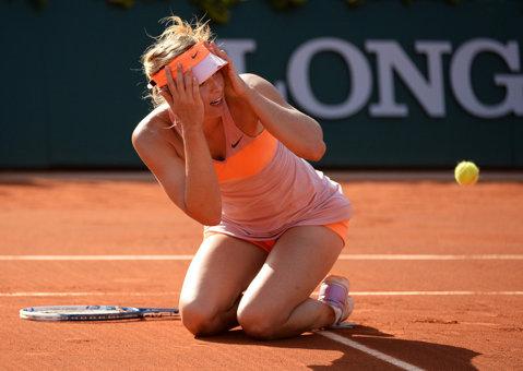 """Continuă atacurile la adresa Mariei Şarapova! Andy Murray: """"Ai fost prinsă dopată, nu meriţi wild-carduri!"""""""