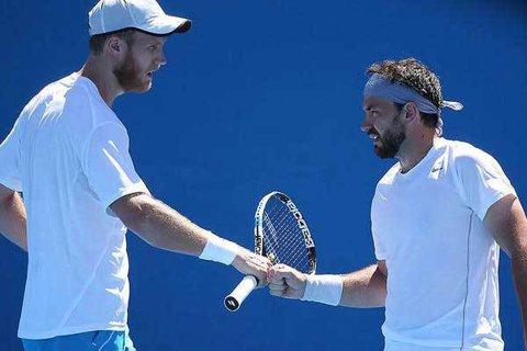 Florin Mergea şi Viktor Troicki, eliminaţi în sferturile probei de dublu la turneul de la Dubai