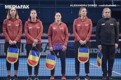 """Prezenţa Patriciei Ţig în cadrul echipei de Fed Cup, contestată de celelalte jucătoare? Care e """"mărul discordiei"""""""
