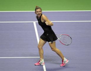 """Reacţia WTA după victoria Simonei: """"WOW! Un meci cu multe momente electrizante!"""" Halep a explicat cum a reuşit să revină"""