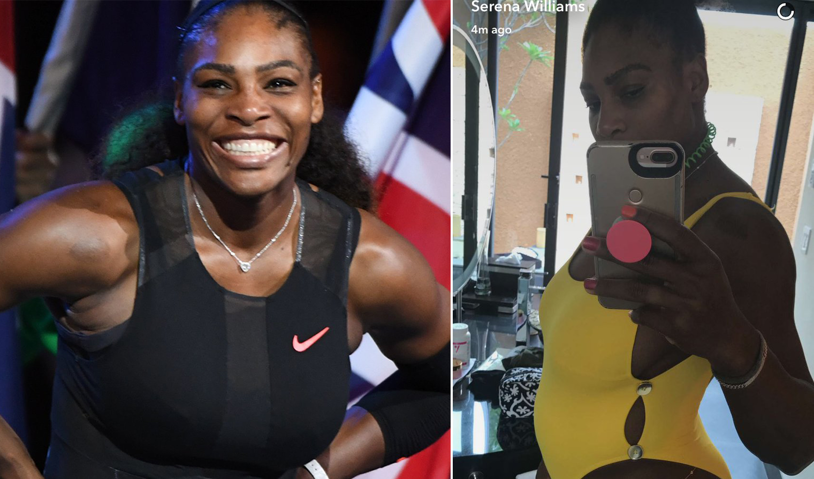Vestea care a luat prin surprindere tenisul mondial. Serena Williams a confirmat totul cu o imagine: E ÎNSĂRCINATĂ. Când urmează să nască
