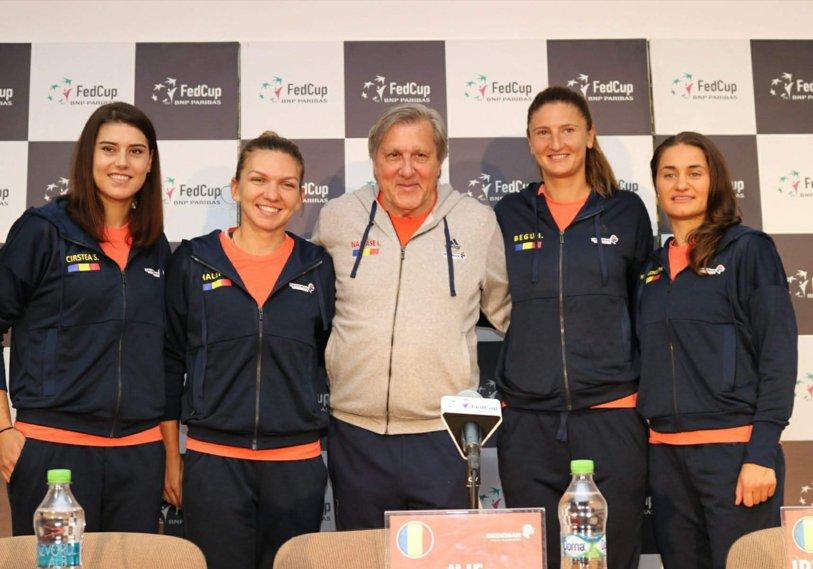 Câştigă Simona Halep, în sfârşit, ambele meciuri într-o întâlnire din Fed Cup? 5 lucruri de urmărit în barajul dintre România şi Marea Britanie