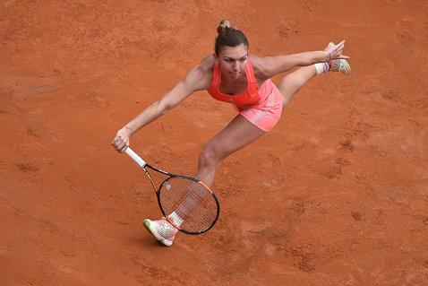 Start dificil pentru Halep la turneul de la Stuttgart! Simona debutează contra unei jucătoare din Top 20 WTA