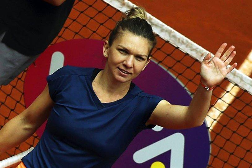 PERFORMANŢĂ UNICĂ | Simona Halep devine prima sportivă din istorie care joacă trei finale la turneul de la Madrid