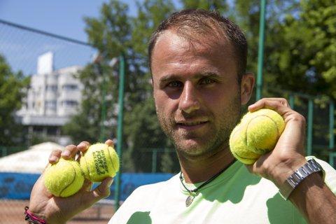 """Marius Copil a trecut de primul tur al calificărilor de la Roland Garros: """"Este greu să joci împotriva unui puşti"""""""