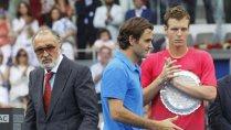 BREAKING NEWS! Roger Federer L-A SCOS DIN SĂRITE pe Ion Ţiriac! Atac dur lansat de omul de afaceri român