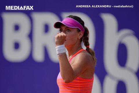 """INTERVIU   Printre emoţii, Ana Bogdan a vorbit despre calificarea în premieră pe tabloul principal de la Roland Garros: """"Fiecare zi petrecută aici a contat enorm"""". Cât valorează acest rezultat în cariera sa"""