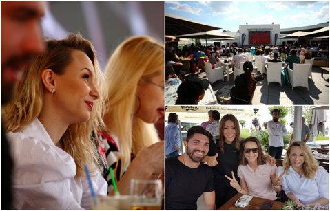 GALERIE FOTO | Cum au trăit fanii Simonei Halep finala de la Roland Garros în timpul evenimentului ProSport şi Eurosport din Promenada Mall. Marii sportivi ai României au fost alături de tenismena româncă