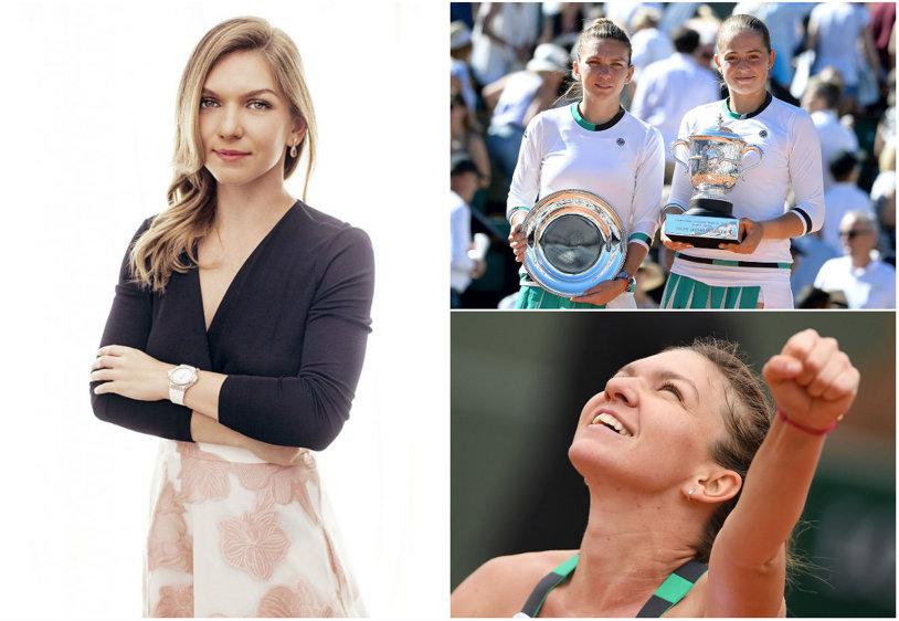 """""""Serena Williams m-a motivat şi ambiţionat!"""" Simona Halep a vorbit deschis despre momentul retragerii şi despre jucătorii care o inspiră"""