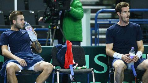 """Anunţ şoc în tenis! Un britanic din Top 50 ATP a fost depistat pozitiv cu cocaină: """"Am dezamăgit pe toată lumea!"""""""