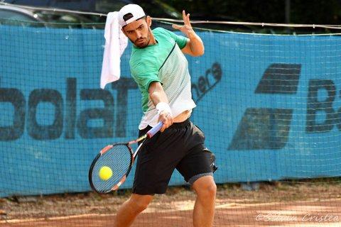 Strania poveste a lui Nicolae Frunză: în şase luni, de la acuzaţii de blat, la două turnee Futures câştigate şi la record în clasamentul ATP