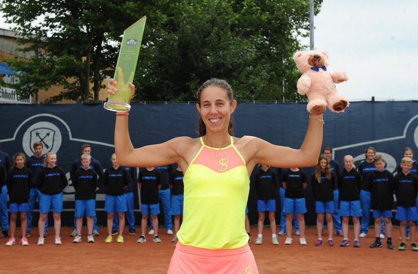 Performanţă senzaţională! Mihaela Buzărnescu a cucerit al 4-lea titlu consecutiv în circuitul ITF şi a urcat pe cel mai bun loc al carierei