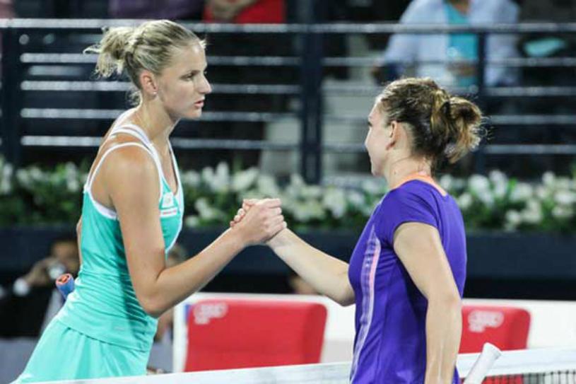 OFICIAL | Pliskova este noul lider în clasamentul WTA! Locul ocupat de Halep + schimbările importante din Top 10