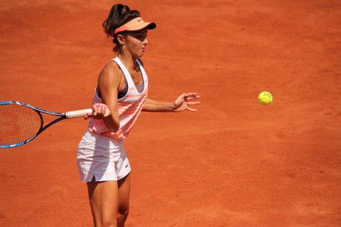 """Jaqueline Cristian revine în circuitul ITF după debutul WTA la BRD Bucharest Open: """"Anul ăsta vreau doar să îmi pun jocul la punct pentru 2018"""". Ce spune despre modelul ei, Maria Şarapova"""