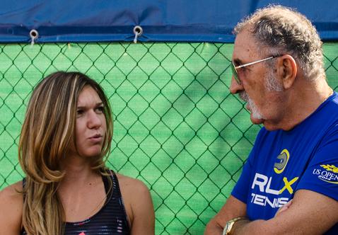 """Ion Ţiriac, despre Simona Halep: """"Poate să ajungă numărul 1 mondial, dar e cale lungă până la câştigarea US Open sau Wimbledon"""""""