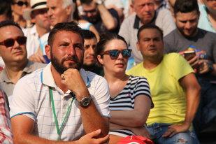 """INTERVIU EXCLUSIV   Gabi Moraru, antrenorul Anei Bogdan: """"Pe durata turneului, Sevastova a fost constant un pic iritată şi nervoasă. Am pregătit câteva scheme tactice care au destabilizat-o"""""""