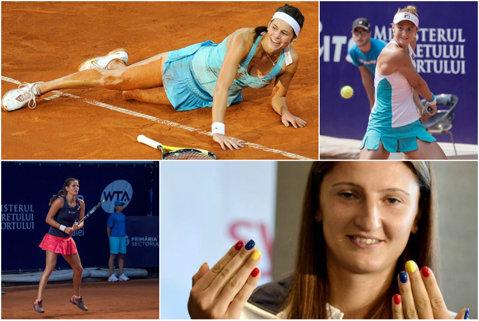 10 lucruri de ştiut înaintea finalei de la Bucharest Open. Irina Begu poate face un salt spectaculos în clasamentul WTA dacă îşi adjudecă titlul