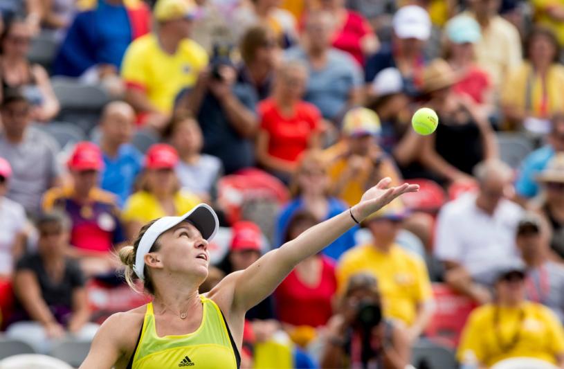 De nerecunoscut. Simona Halep pierde semifinala de la Toronto cu un scor uluitor: 1-6, 1-6 în faţa Elinei Svitolina!