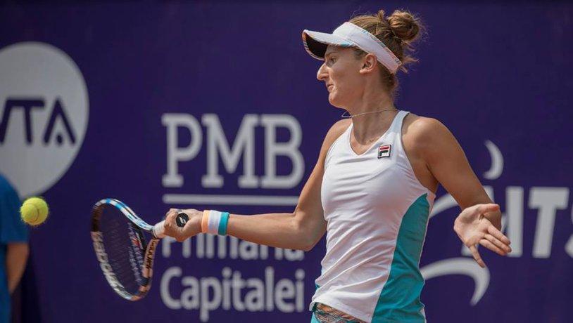 Irina Begu, eliminată de o jucătoare de pe locul 134 WTA, în calificările de la Cincinnati