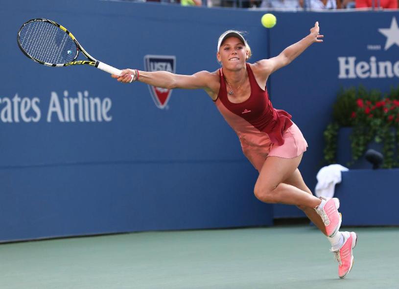 Caroline Wozniacki, prima finalistă de la Rogers Cup, unde o întâlneşte pe Halep sau Elina Svitolina