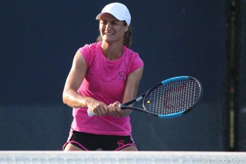 Monica Niculescu s-a calificat în turul al doilea al probei de dublu la turneul de la Cincinnati
