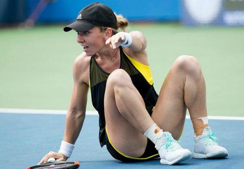 Simona Halep şi-a aflat adversara din optimile turneului de la Cincinnati