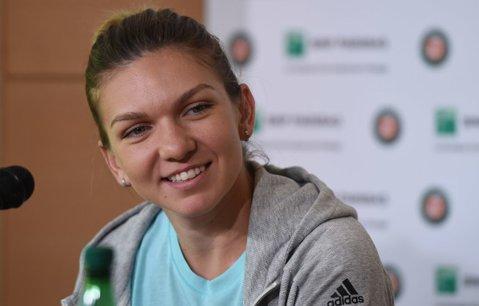 """Simona Halep, după calificarea în sferturi la Cincinnati: """"Am câştigat contra numărului 16 mondial, jucând nu tocmai cum mi-am dorit. E lucru mare!"""""""