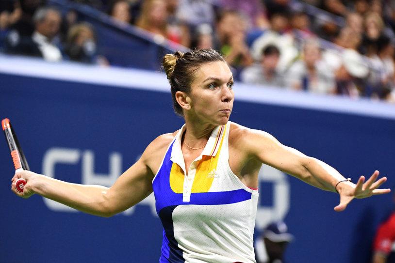 """Explicaţia pentru anul şanselor ratate. Învinsă de Şarapova, departe de locul unu, Simona s-a autoevaluat, apoi a tras concluzia: """"Judecând la rece, cred că din cauza asta am pierdut multe meciuri"""""""