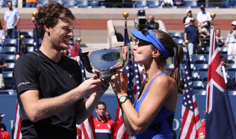 US Open | Forever young, forever good. Martina Hingis a obţinut o performanţă rară la dublu mixt: în ultimii 30 de ani, doar surorile Williams au mai reuşit aşa ceva, alături de partenerii lor