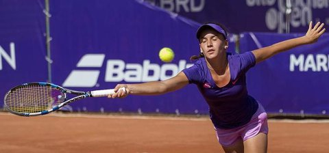 Irina Bara, eliminată în optimile turneului ITF de la Saint-Malo