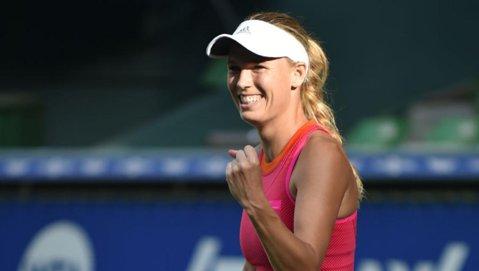 Wozniacki a câştigat turneul de la Tokyo, iar Ostapenko s-a impus la Seul! Şase jucătoare s-au calificat deja la Turneul Campioanelor. Toată atenţia se îndreaptă acum spre Wuhan, cu Simona Halep la prima competiţie după US Open