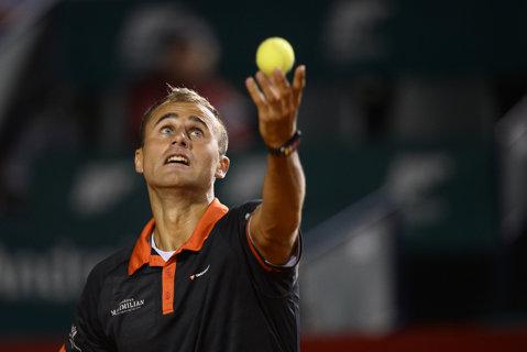 Copil e pe val! Marius s-a calificat în optimile turneului ATP de la Shenzhen