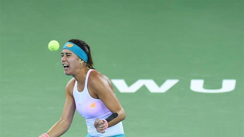 Sorana, exuberantă! A doua jucătoare a României în circuitul WTA a făcut o partidă grozavă în turul 2 la Beijing şi este gata de un meci cu o rivală a Simonei Halep în bătălia pentru locul 1 mondial