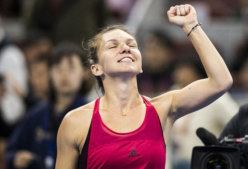 Ultima redută | Simona Halep şi-a învins 'nemesis'-ul şi şi-a completat setul de victorii în faţa jucătoarelor cu titluri de Mare Şlem în palmares pe care le-a înfruntat cel puţin de două ori în circuit