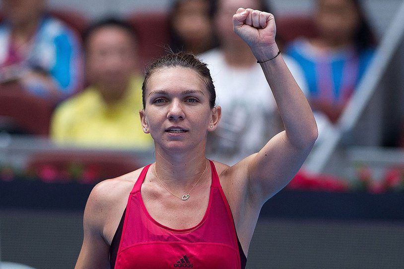 DA, Simona! Halep s-a calificat în finala turneului de la Beijing şi devine CEA MAI BUNĂ jucătoare a lumii. Românca va fi de luni al 25-lea lider mondial în istoria WTA
