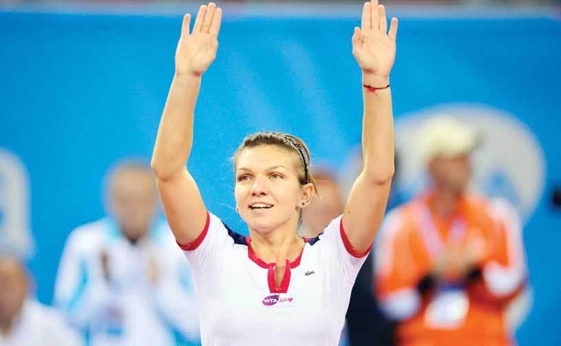"""Virginia Ruzici: """"Simona s-a eliberat de presiune. Va câştiga şi turnee de Grand Slam!"""""""