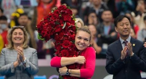 Simona Halep a intrat în clubul select al jucătoarelor de tenis despre care se va vorbi toată viaţa! Steffi Graf, lider all-time la numărul de săptămâni petrecute în fotoliul de lider WTA