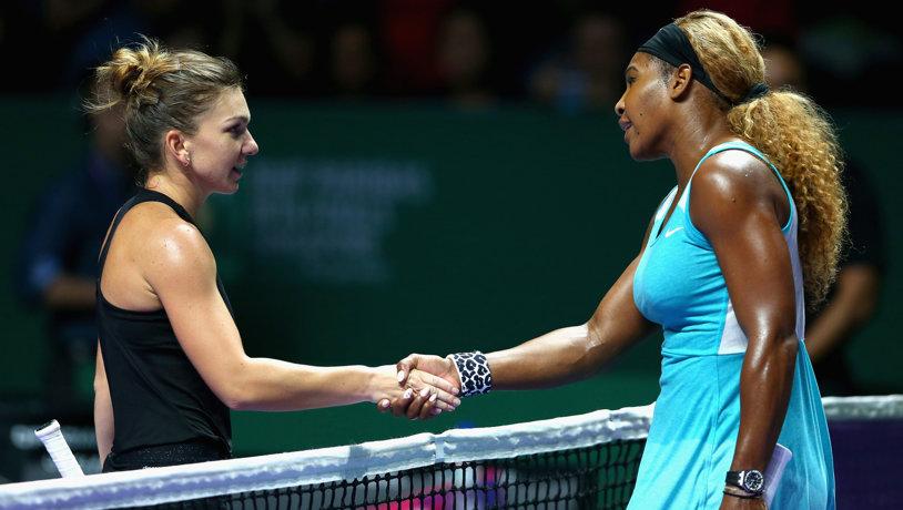 """SUPERB   Ca de la campioană la campioană! Serena Williams i-a scris Simonei Halep: """"Poate că a fost cel mai important mesaj..."""""""