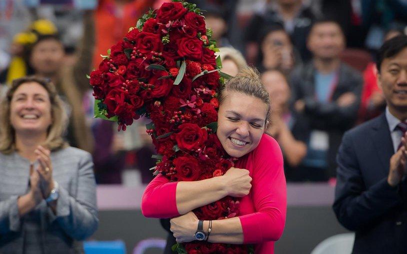 Halep, nominalizată de WTA la titlul de jucătoarea anului! Cine sunt contracandidatele Simonei