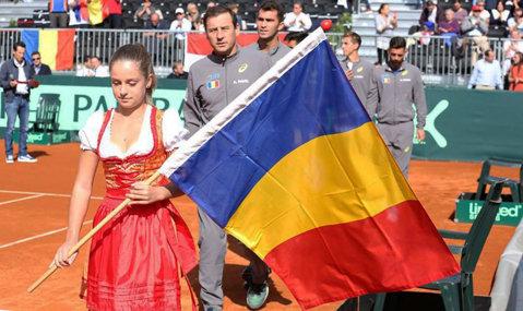 România, la un pas de o contraperformanţă istorică în Cupa Davis. Avem puţini jucători valoroşi, iar patru 'grei' au spus 'pas' înaintea meciului care ameninţă să ne arunce înapoi în 1993! Andrei Pavel poate conta doar pe debutanţii anului 2017