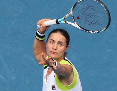Monica Niculescu, start greşit în Luxemburg. A fost învinsă de nr.101 WTA
