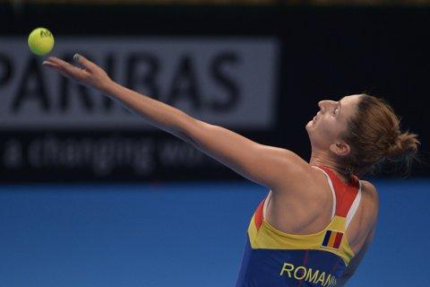 Victorie importantă pentru Irina Begu! A învins-o pe Anastasija Sevastova şi s-a calificat în sferturi la Moscova