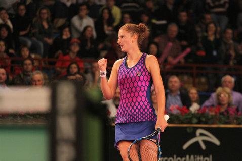 Irina Begu a ratat calificarea în finala de la Moscova. Daria Kasatkina nu i-a lăsat nicio şansă numărului 56 WTA