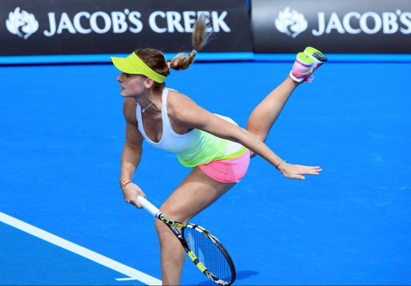Capăt de drum pentru Ana Bogdan! Românca a fost învinsă de Belinda Bencic în semifinalele turneului WTA din Thailanda