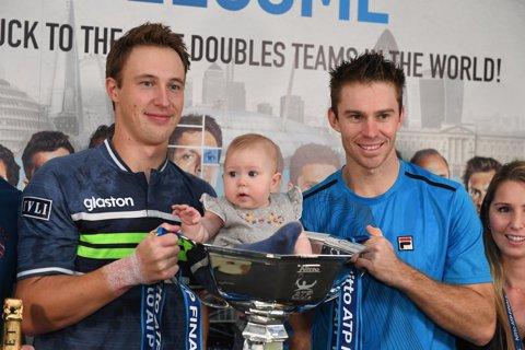 Henri Kontinen şi John Peers au câştigat pentru a doua  oară consecutiv Turneul Campionilor la dublu